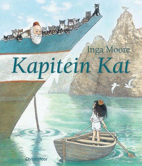 Kapitein Kat - Inga Moore pdf epub