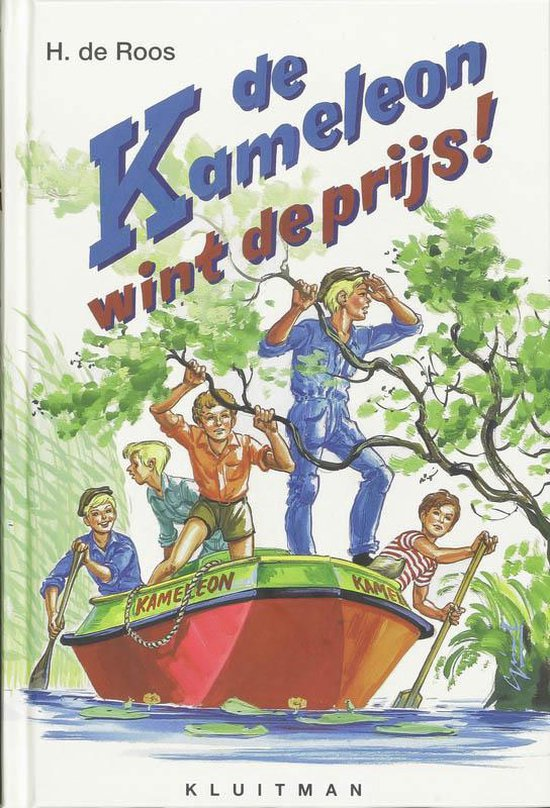 De Kameleon wint de prijs - H. de Roos | Fthsonline.com