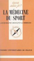 La médecine du sport