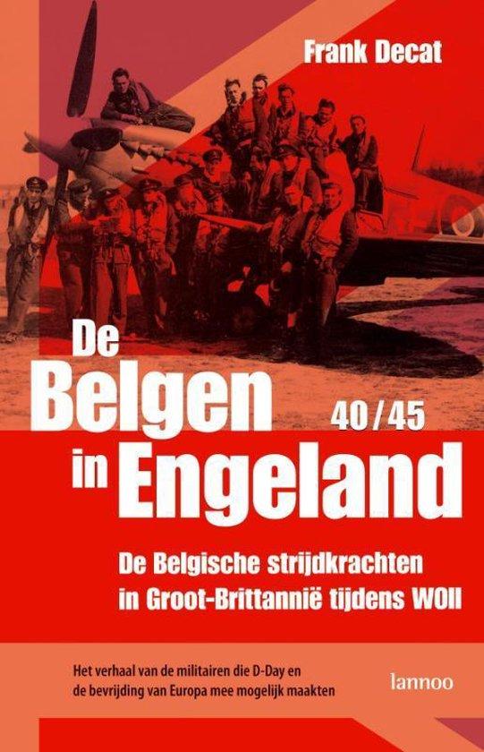 De Belgen in Engeland 40/45