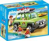 PLAYMOBIL Familieterreinwagen met kajaks - 6889