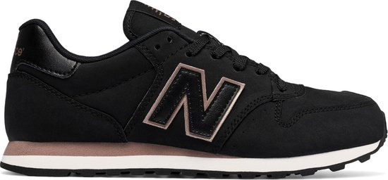New Balance GW500 B Dames Sneakers - Black - Maat 40.5