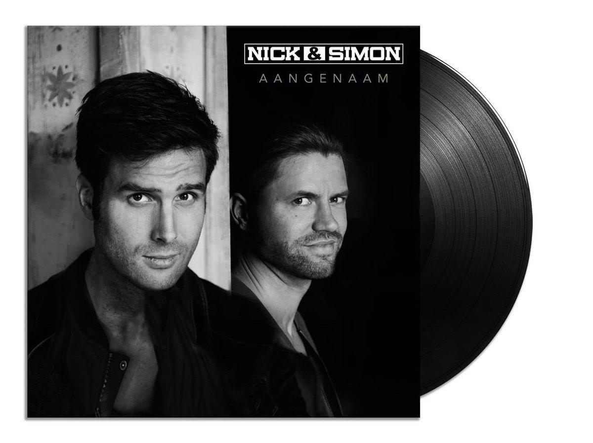 Aangenaam (LP) - Nick & Simon