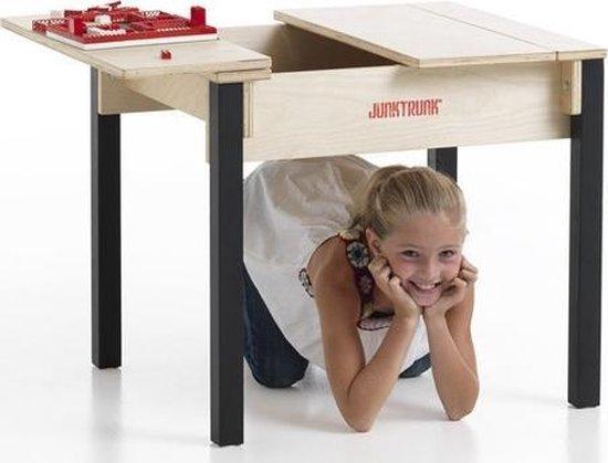 Afbeelding van het spel Kindertafel met speelgoedvak
