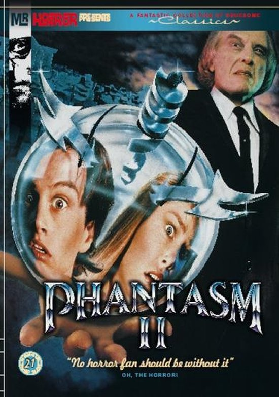 Cover van de film 'Phantasm 2'