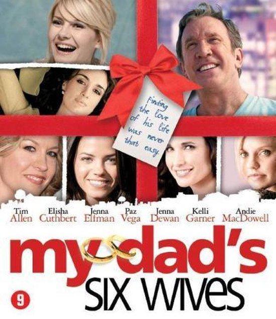 Cover van de film 'My Dad's Six Wives'