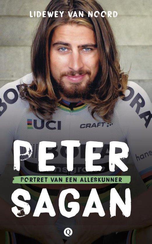 Boek cover Peter Sagan van Lidewey van Noord (Paperback)