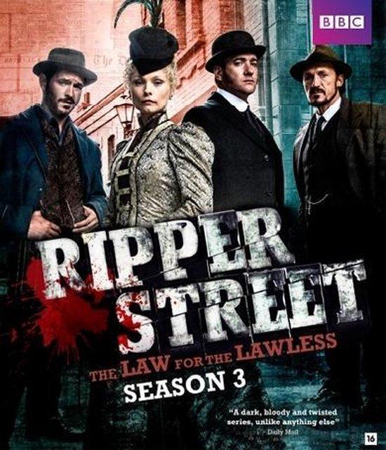 Ripper Street - Seizoen 3 (Blu-ray)
