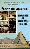 L'Égypte d'aujourd'hui