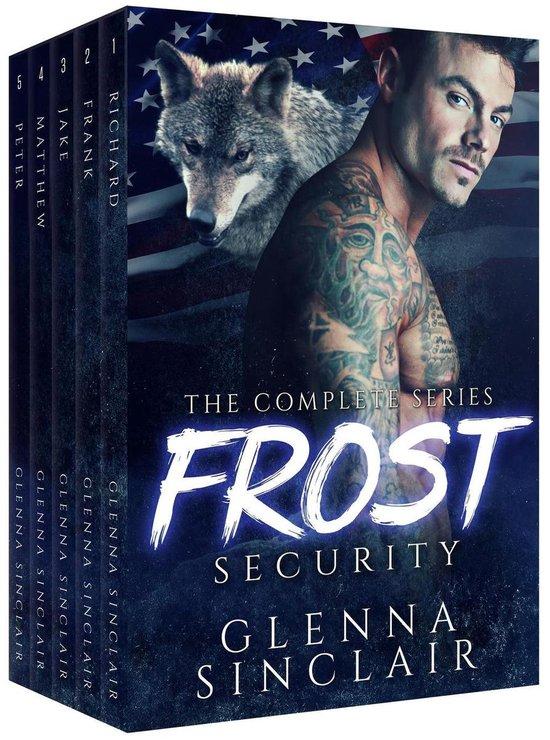 Omslag van Frost Security