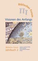 Boek cover Visionen des Anfangs van Andreas Leinhäupl-Wilke