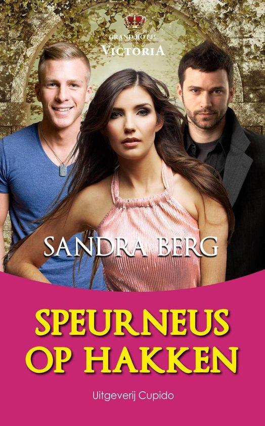 Speurneus op hakken - Sandra Berg | Fthsonline.com