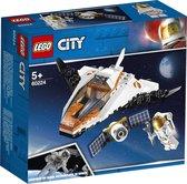 LEGO City Ruimtevaart Satelliettransportmissie - 60224
