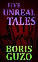 Omslag Five Unreal Tales
