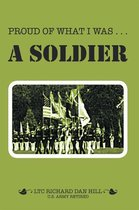 Omslag Proud of What I Was — a Soldier