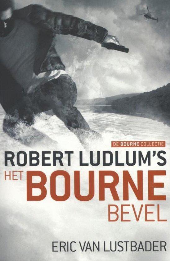 Jason Bourne - Het Bourne bevel - Robert Ludlum | Fthsonline.com
