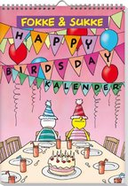 Fokke & Sukke Verjaardagskalender