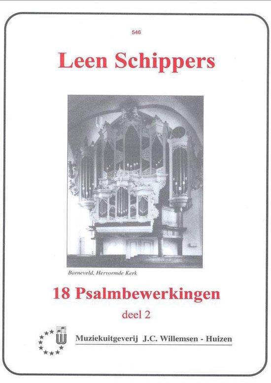 18 Psalmbewerkingen 2 - L. Schippers | Readingchampions.org.uk