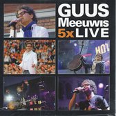 GUUS MEEUWIS 5 X LIVE