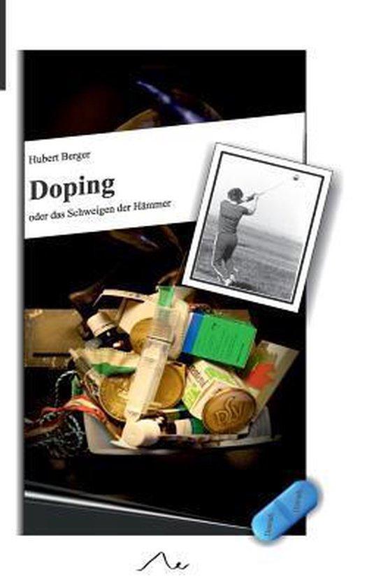 Boek cover Doping van Hubert Berger (Paperback)