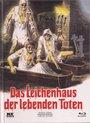 Das Leichenhaus der lebenden Toten (Blu-ray+DVD) Limited edition Mediaboek