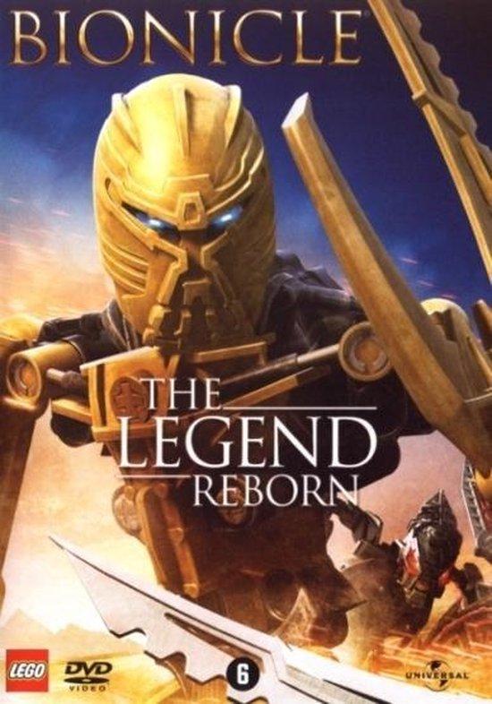 Cover van de film 'Bionicle - The Legend Reborn'
