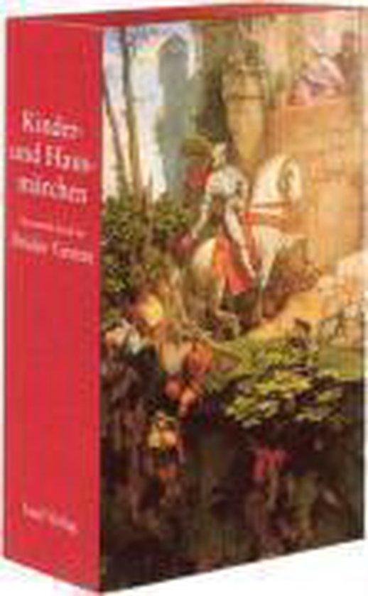 Boek cover Kinder- und Hausmärchen van Jacob Grimm (Hardcover)