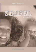 Boek cover Simpel van Erica van Dam