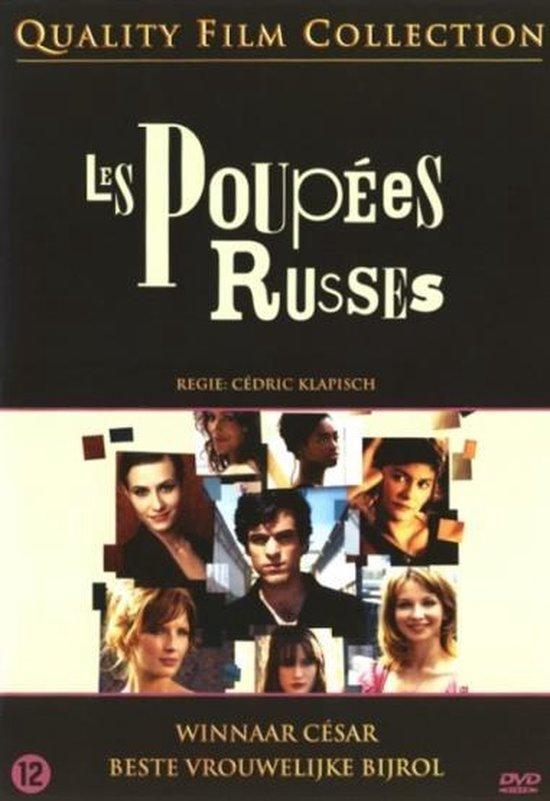Cover van de film 'Les Poupees Russes'