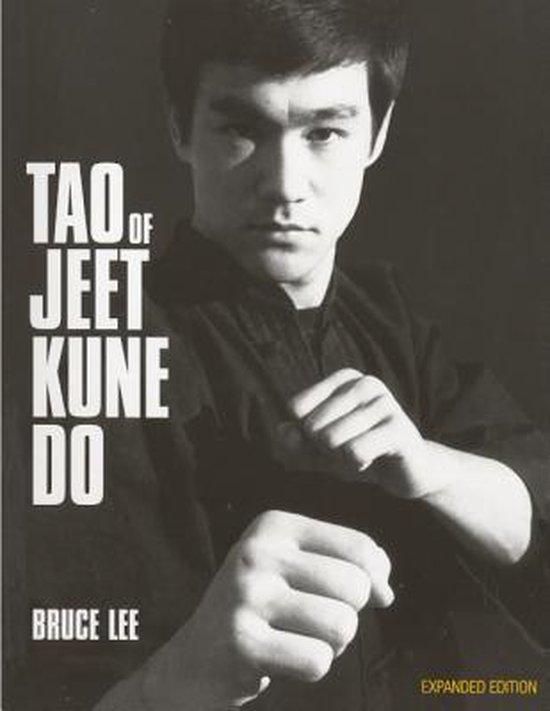 Boek cover Tao of Jeet Kune Do van Bruce Lee (Hardcover)