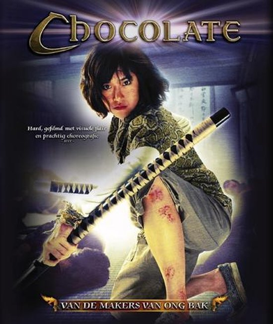 Cover van de film 'Chocolate'
