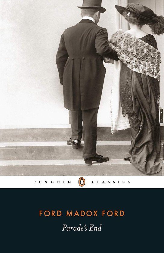Boek cover Parades End van Ford Madox Ford (Paperback)
