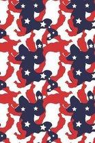 Patriotic Pattern - United States Of America 144