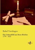 Boek cover Ein Lebensbild aus ihren Briefen van Rahel Varnhagen