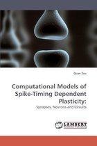 Computational Models of Spike-Timing Dependent Plasticity