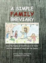A Simple Family Breviary, Large Print Edition