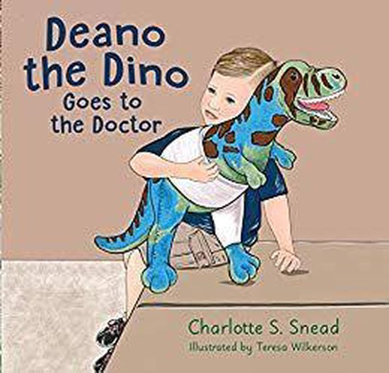 Deano the Dino Goes to the Doctor