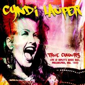 Lauper Cindy - Live In Philadelphia 1983