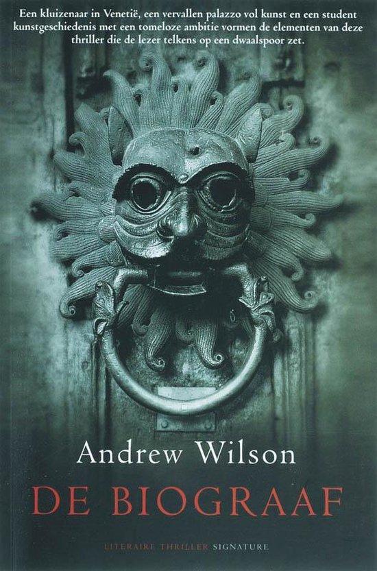 De Biograaf - Andrew Wilson | Fthsonline.com