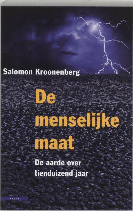 De menselijke maat - S. Kroonenberg |