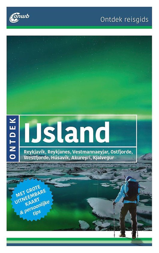 ANWB Ontdek reisgids - IJsland - Sabine Barth | Fthsonline.com
