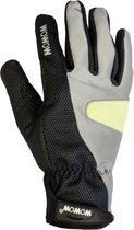 Wowow Cycle Gloves 2.0 Fietshandschoenen - Unisex - zwart/zilver/geel