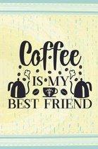 Boek cover Coffee Is My Best Friend van Dee Deck