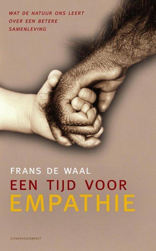 Een tijd voor empathie - Frans de Waal |