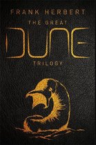 Boek cover The Great Dune Trilogy van Frank Herbert (Hardcover)