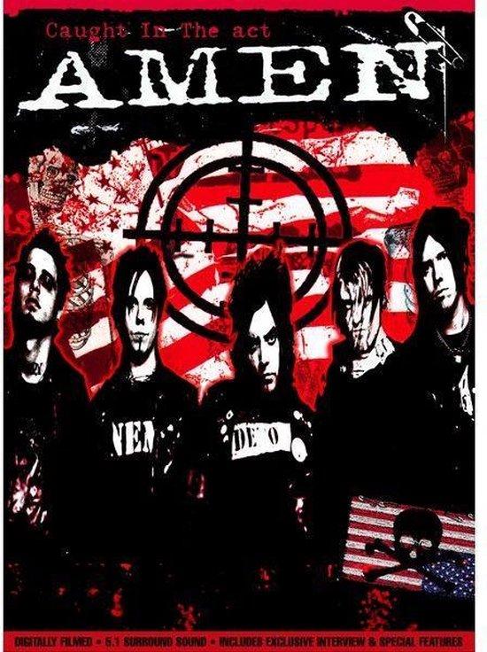 Cover van de film 'Amen - Caught In The Act'