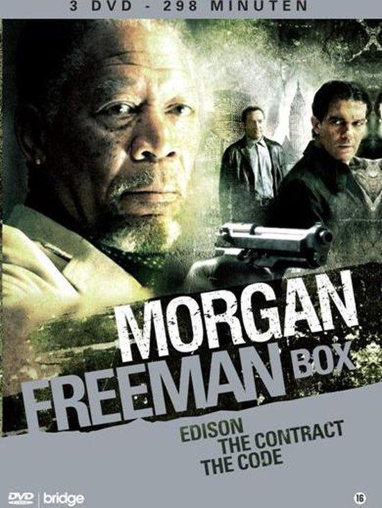 Cover van de film 'Morgan Freeman Box'