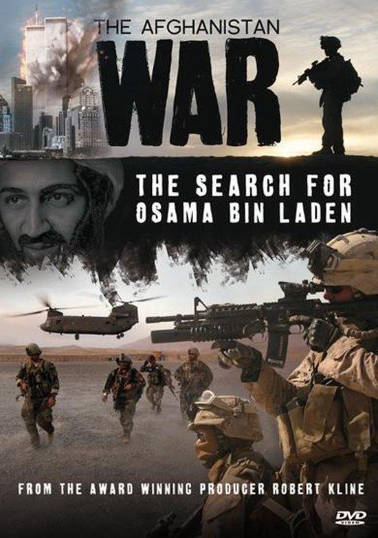 Cover van de film 'War In Afghanistan'
