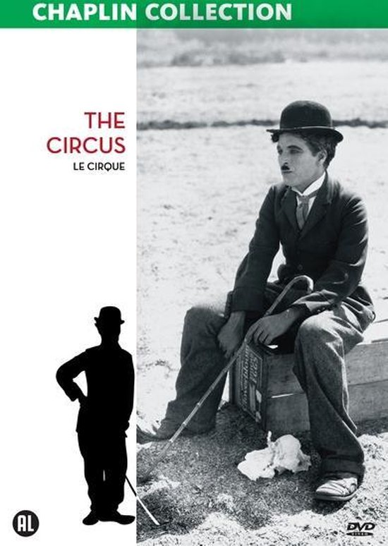 Cover van de film 'The Circus'