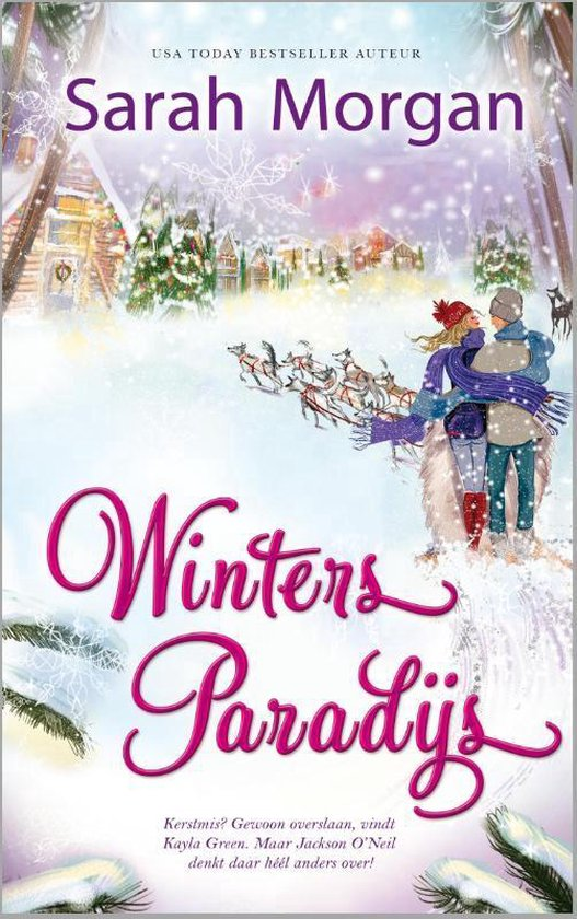 Winters paradijs - Sarah Morgan | Fthsonline.com